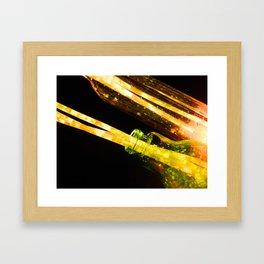 Glow #54 Framed Art Print