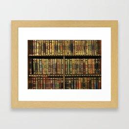Word of God Framed Art Print