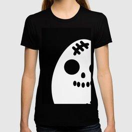 Creepy Egg Skull - Halloween T-shirt