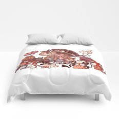 Cool Cats Comforters