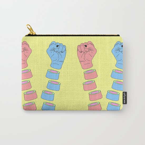 Dont Make Mistakes Carry-All Pouch