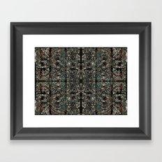 mirrors 1 Framed Art Print