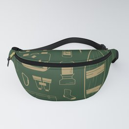 The Camping Collection Fanny Pack