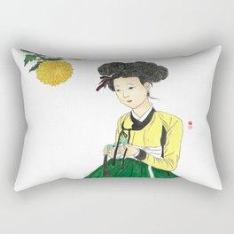 Mi-in-do 1700s_Solnekim Rectangular Pillow