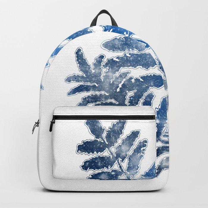 Twilight Leaves Backpack