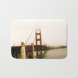 GG Bridge San Francisco Bath Mat