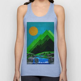 Sunny Day G1 Unisex Tank Top