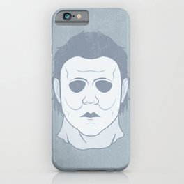 Myers Mask iPhone Case