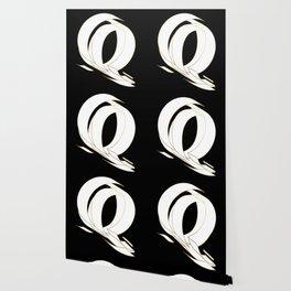 Beautiful Armor Letter Q Wallpaper