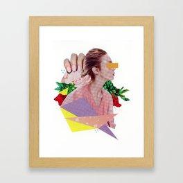 Bloom 6 Framed Art Print