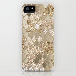 Mermaid Glitter Scales #5 #shiny #decor #art #society6 iPhone Case