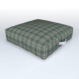 Craig Tartan Plaid Outdoor Floor Cushion