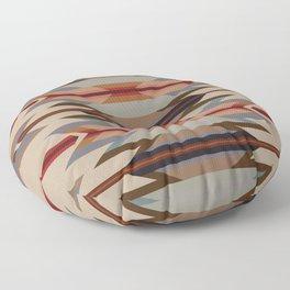 American Native Pattern No. 128 Floor Pillow