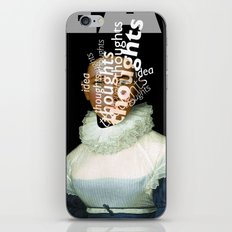 the truth is dead · 1864 iPhone & iPod Skin