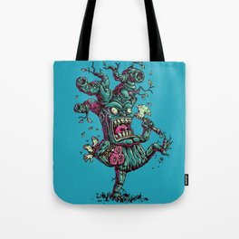 CrazyTree Tote Bag