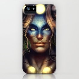 Horned One iPhone Case