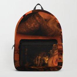 "VAMPLIFIED ""The Ouija Board"" Backpack"