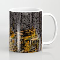 architecture Mugs featuring architecture by infinity machine