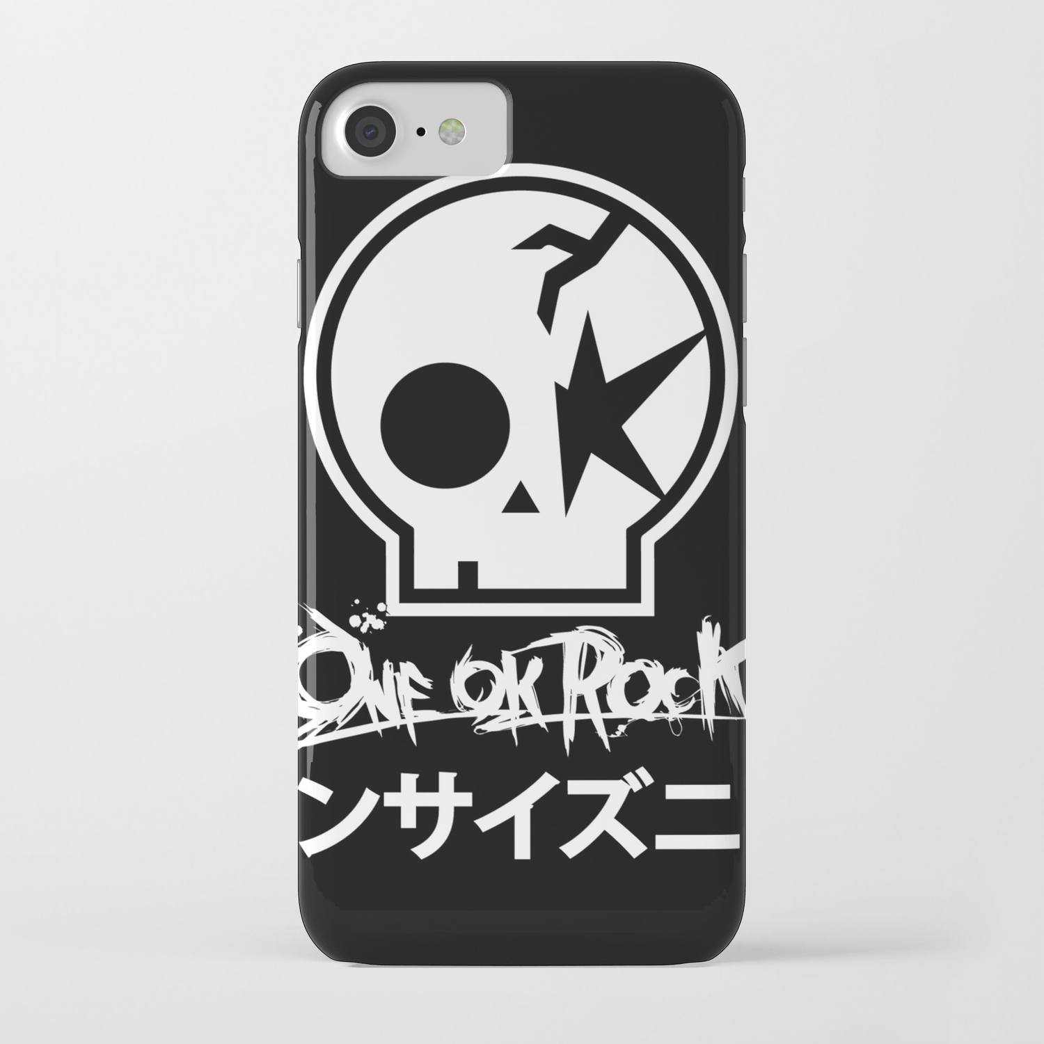 One Ok Rock Iphone Case By Cybervengeance Society6