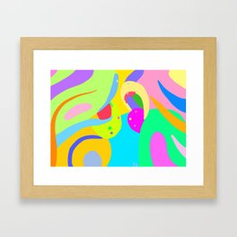 The Passion Framed Art Print