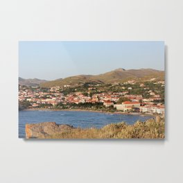 Myrina in the Spring Metal Print