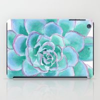 succulent iPad Cases featuring Succulent by Susan Windsor
