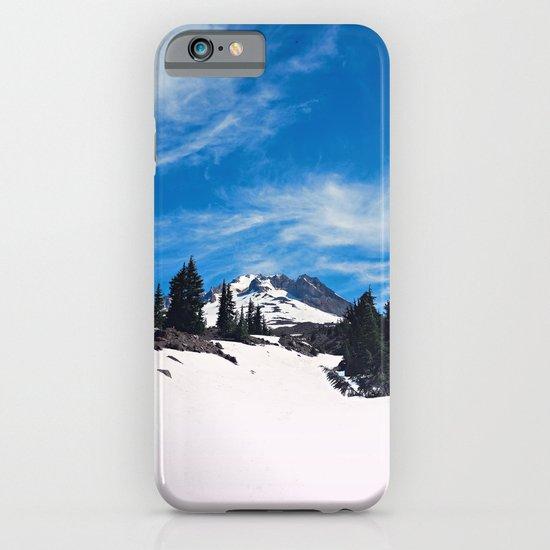 Mt. Hood iPhone & iPod Case