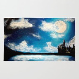 Magical sky Rug