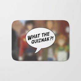 Voltron: What The Quiznak?! Bath Mat