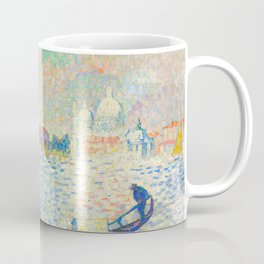"Henri-Edmond Cross ""Vue du bassin de Saint-Marc"" Coffee Mug"