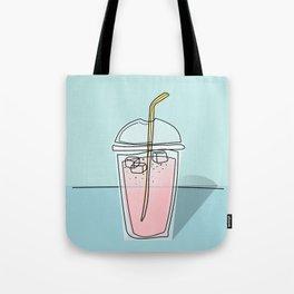 Fizzy Lemonade Tote Bag