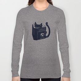 World Domination For Cats Langarmshirt