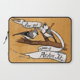 Rockin' Tits Laptop Sleeve