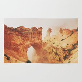 The Rocky Archway (Color) Rug