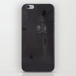 The Clock Tower iPhone Skin