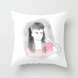 Ladies and Gentlemen, the Fabulous Stains Throw Pillow