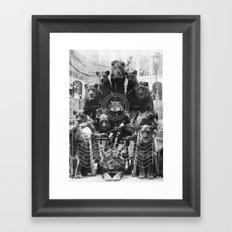 L'octole XIV Framed Art Print