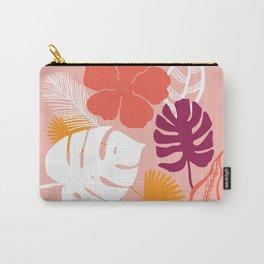 aloha, print Carry-All Pouch