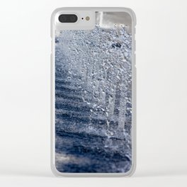 Water2 Clear iPhone Case