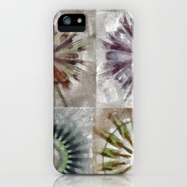 Tetramethylammonium In The Altogether Flower  ID:16165-130225-89480 iPhone Case