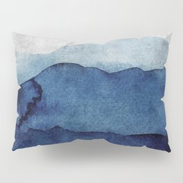 Water color landscape  Pillow Sham