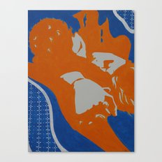 InterLock Canvas Print