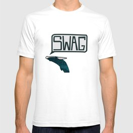Swag Whale T-shirt