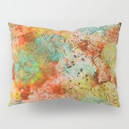 Paprika Drift Ink #7 Pillow Sham
