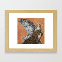 Sacrament Framed Art Print