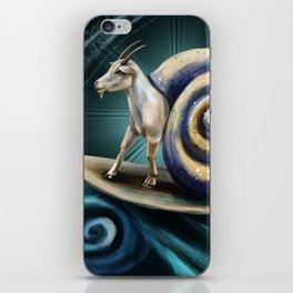 Goat-snail iPhone Skin