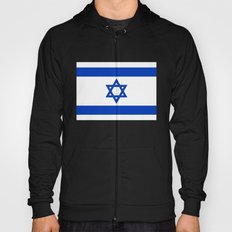 National Flag of the State of Israel Hoody