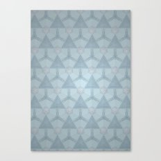 Kaleidoscope 002 Canvas Print