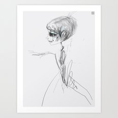 sofisofea Art Print