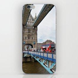Busy Tower Bridge iPhone Skin